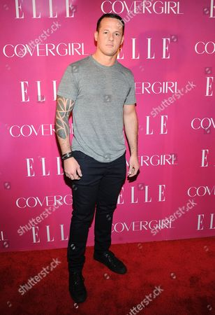 Designer Alejandro Ingelmo attends the 4th Annual ELLE Women in Music Celebration on Wed. in New York