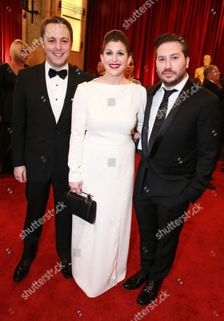 Editorial photo of 87th Academy Awards - Red Carpet, Los Angeles, USA