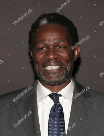 """Actor John Douglas Thompson attends the opening night party for """"A Time To Kill"""" on Broadway on in New York"""