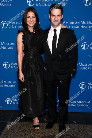 Editorial picture of American Museum of Natural History's Museum Gala 2016, New York, USA