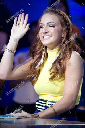 Singer Victoria Duffield visits New.Music.Live. at the MuchMusic HQ, in Toronto