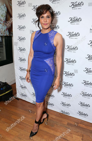 Laurie Lynn Stark arrives at Kiehl's Earth Day party hosted by Ashley Judd & Anthony Mackie on in Santa Monica, Calif