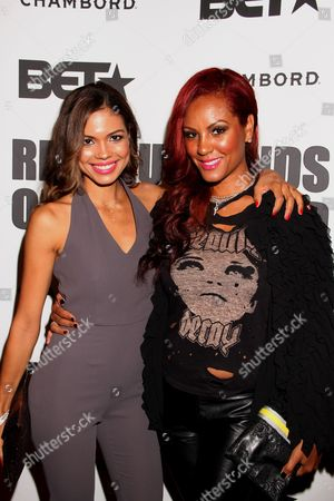 Editorial image of BET Real Husbands of Wrap Party, Hollywood, USA