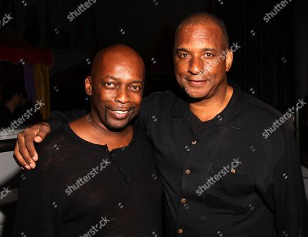 Editorial photo of BET Real Husbands of Wrap Party, Hollywood, USA