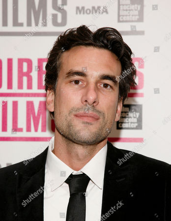 "Director Alexandre Moors attends the premiere of ""Blue Caprice"", at the Museum of Modern Art in New York"