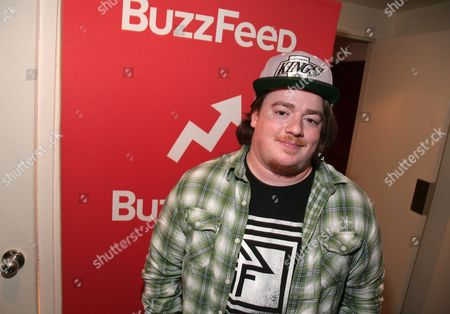 Actor Danny Tamberelli attends BuzzFeed's Throwback Thursday: '90s Nostalgia Night presented by Hasbro Game Night and Canon PowerShot at the Canal Room on in New York