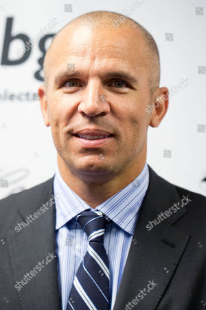 Jason Kidd arrives at the Annual Charity Day hosted by Cantor Fitzgerald and BGC Partners, on in New York