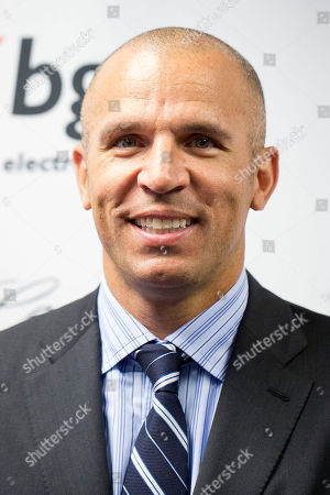 Stock Image of Jason Kidd arrives at the Annual Charity Day hosted by Cantor Fitzgerald and BGC Partners, on in New York