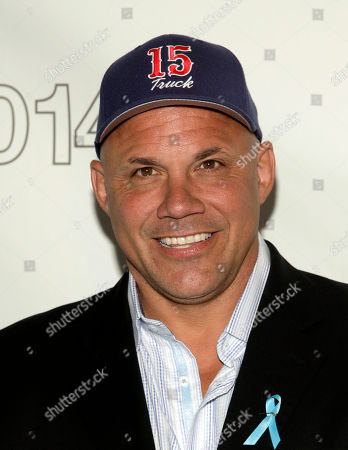 Stock Picture of Jim Leyritz attends Cantor Fitzgerald and BGC Partners' 10th Annual Charity Day on in New York