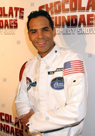 """Stock Photo of Alexander """"Al"""" Walser attends Chocolate Sundaes Comedy Show Premiere at The Mark For Events, in Beverly Hills, California. Chocolate Sundaes Comedy Show debuts on Showtime Feb 7, 2013"""