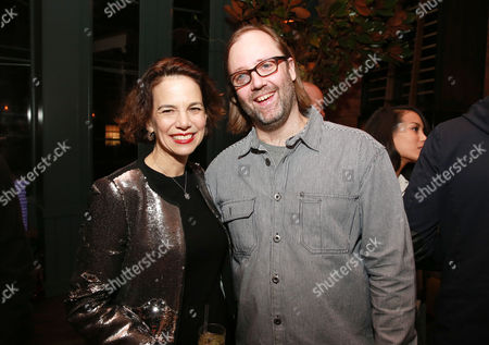 Editorial picture of Dana Cowin's Book Party at CHEFS CLUB BY FOOD & WINE, New York, USA