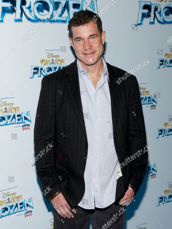 Dylan Walsh attends the Disney On Ice presents Frozen at the Barclays Center, in New York