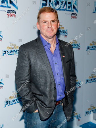 Tom Cotter attends the Disney On Ice presents Frozen at the Barclays Center, in New York