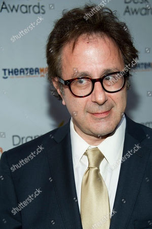 Nicky Silver arrives at the 57th Annual Drama Desk Awards on in New York