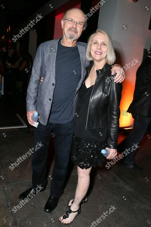 Kurtwood Smith, left, and Joan Pirkle attend Entertainment Weekly's Annual Comic-Con Closing Night Celebration at the Hard Rock Hotel, in San Diego