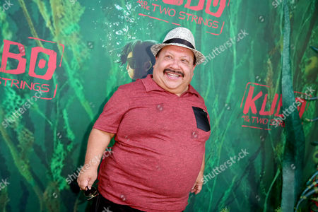 "Editorial image of Focus Features Los Angeles Premiere of LAIKA ""Kubo and The Two Strings"", Universal City, USA"