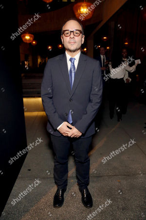 """Producer Robert Salerno seen at Focus Features Los Angeles Special Screening of """"Nocturnal Animals"""" at Hammer Museum, in Los Angeles"""