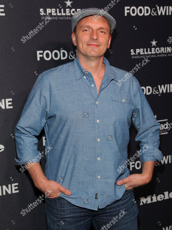 Stock Picture of Andrew Carmellini attends the Food & Wine 2016 Best New Chefs Party at Event Block, in New York