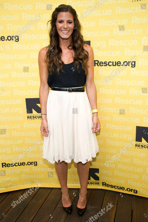 Eden Grinshpan attends the International Rescue Committee's second annual GenR Summer Soiree in New York