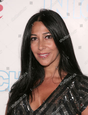 Television personality Carla Facciolo attends the InTouch Icons and Idols Party on in New York