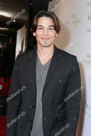 "Stock Image of Andrew M. Gray attends the Kindred Foundation's ""Family Has No Boundary"" Benefit held at Riviera 31 at Sofitel Hotel, in Los Angeles"