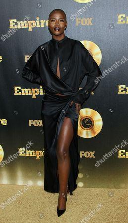 "Actor Veronika Bozeman seen at LA Premiere Of ""Empire"" at Arclight Cinema Dome, in Hollywood, California"