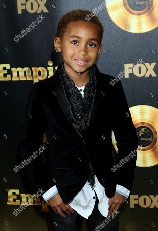 "Actor Genis Wooten seen at LA Premiere Of ""Empire"" at Arclight Cinema Dome, in Hollywood, California"