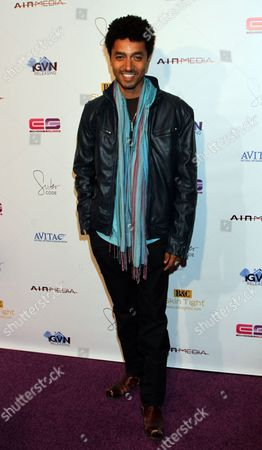 """Actor Shawn Carter Peterson seen at LA Premiere of """"Sister Code"""" at Universal Theaters AMC, in Universal City, California"""