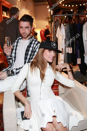 Editorial photo of Leyton Astor Grand Opening Party, New York, North America