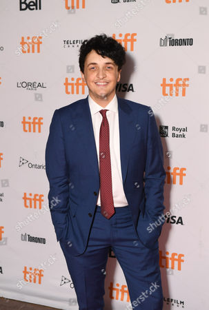 "Stock Image of Wes Robinson seen at Lionsgate's ""Blair Witch"" Midnight Madness Premiere at the 2016 Toronto International Film Festival, in Toronto"