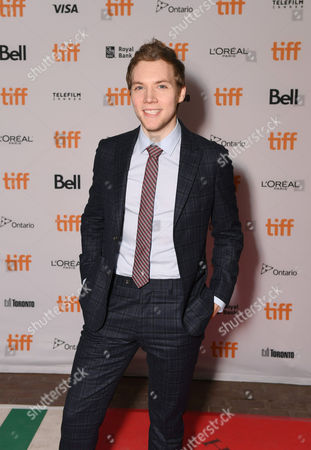 """Editorial photo of Lionsgate's """"Blair Witch"""" Midnight Madness Premiere at the 2016 TIFF, Toronto, Canada"""