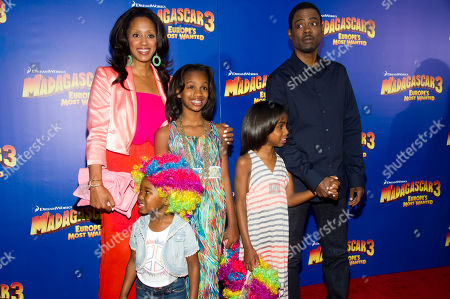 Editorial picture of Madagascar 3 Premiere, New York, USA