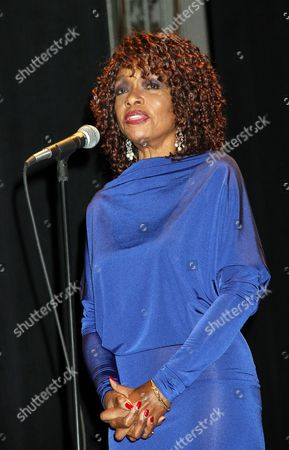 Editorial picture of Mary Wilson Original Supreme Children Uniting Nations Benefit Concert, Beverly Hills, USA