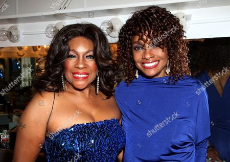 Editorial image of Mary Wilson Original Supreme Children Uniting Nations Benefit Concert, Beverly Hills, USA