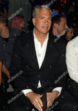 Stock Photo of Robert Duffy attends the Marc by Marc Jacobs Spring/Summer 2015 fashion show at Mercedes-Benz Fashion Week on in New York