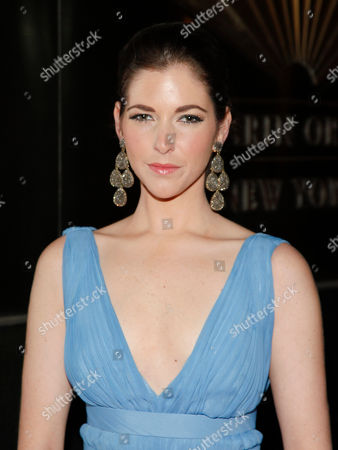 Stock Photo of Rebecca Regan attends the New Yorkers For Children Spring Dinner Dance at the Mandarin Oriental, in New York