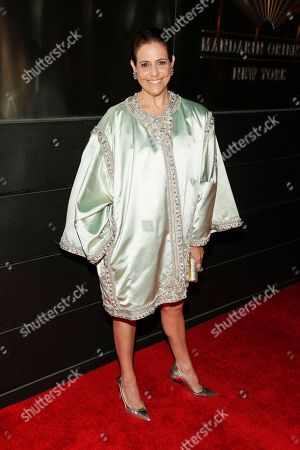 Alexandra Lebenthal attends the New Yorkers For Children Spring Dinner Dance at the Mandarin Oriental, in New York