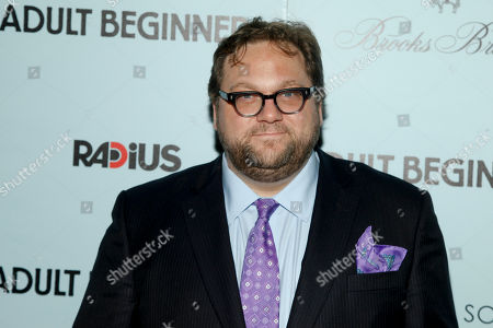 """Ross Katz attends the premiere of """"Adult Beginners"""" at AMC Lincoln Square, in New York"""