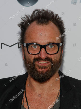 "Johan Lindeberg attends the premiere of ""Iris"" at the Paris Theatre, in New York"