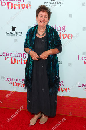"""Editorial photo of NY Premiere of """"Learning To Drive"""", New York, USA"""