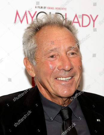 """Israel Horovitz attends the New York premiere of """"My Old Lady"""" on in New York"""