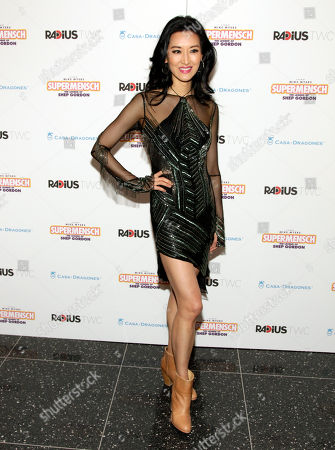 "Stock Picture of Television personality Kelly Choi attends a screening of ""Supermensch: The Legend of Shep Gordon"", in New York"