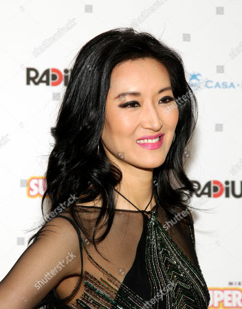 "Stock Image of Television personality Kelly Choi attends a screening of ""Supermensch: The Legend of Shep Gordon"", in New York"