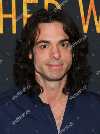 """Paul Dalio attends the premiere of """"Touched With Fire"""" at the Walter Reade Theatre, in New York"""