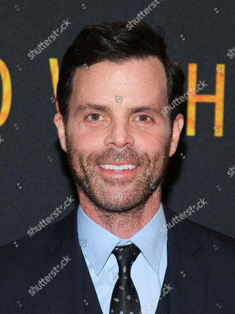 """Stock Image of Alex Manette attends the premiere of """"Touched With Fire"""" at the Walter Reade Theatre, in New York"""