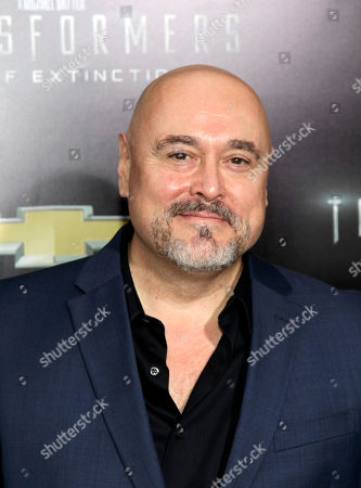 """Actor Mark Ryan attends the premiere of """"Transformers: Age of Extinction"""", in New York"""