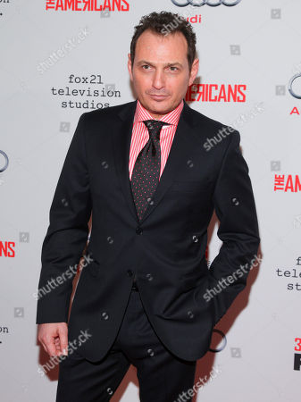 "Lev Gorn attends FX's ""The Americans"" Season 4 premiere at the NYU Skirball Center for the Performing Arts, in New York"