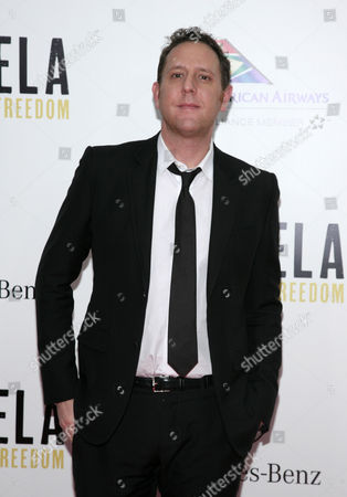 "Director Lee Hirsch attends the New York premiere of ""Mandela: Long Walk To Freedom"" on in New York"