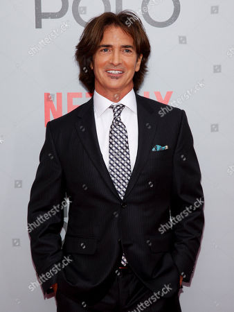 "Stock Image of John Fusco attends the season premiere of the new Netflix series ""Marco Polo"" at AMC Lincoln Square, in New York"