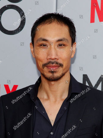 "Tom Wu attends the season premiere of the new Netflix series ""Marco Polo"" at AMC Lincoln Square, in New York"